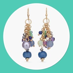 Chico's Annie Multicolored Earrings